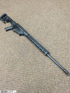 For Sale: RUGER PRECISION RIFLE 6.5CREED