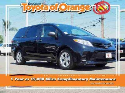 Used 2018 Toyota Sienna FWD 7-Passenger (GS)