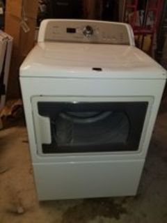 maytag bravos x electric dryer