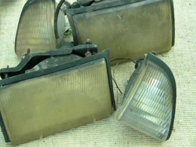 Purchase 1986 MUSTANG GT CONVERTIBLE HEADLIGHTS AND PARK LIGHTS motorcycle in Jonesboro, Arkansas, United States, for US $50.00