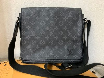 Louis vuitton District Pm Mono Eclipse