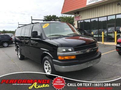 2009 Chevrolet Express 1500 1500 (Black)
