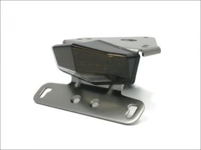 Buy Suzuki DRZ400SM DRC MOTO LED EDGE-2 Tail Light Holder Aluminum Smoke Eliminator motorcycle in Sugar Grove, Pennsylvania, United States, for US $77.95