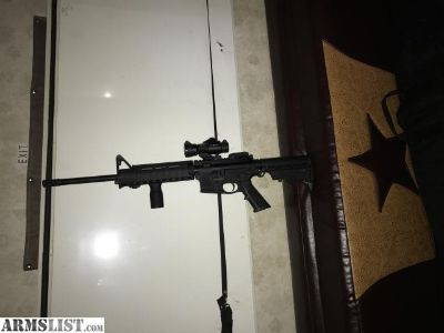 For Sale: Smith MP-15 .223