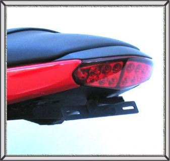 Find 2009 - 2011 650R Ninja TARGA Fender Eliminator Bikes w/ Integrated Tail Lights motorcycle in Aliso Viejo, California, United States, for US $38.65