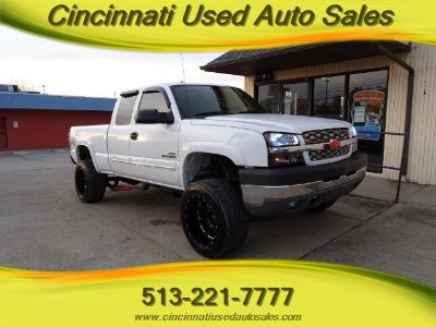 2004 Chevrolet RSX Work Truck (Summit White)