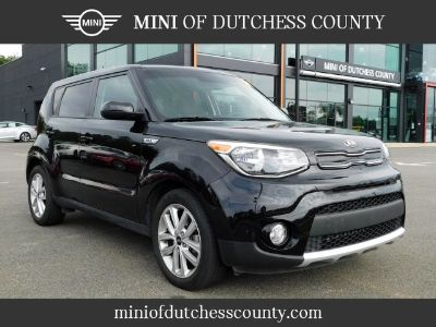 2017 Kia Soul Soul+ (Shadow Black)