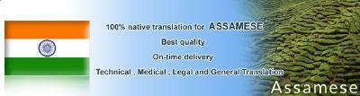 Assamese language translation services in Delhi