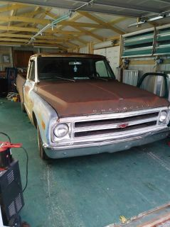 68 Chevy C10 Supercharged