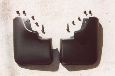 1998 Toyota 4Runner SR5 Front Mud Guards