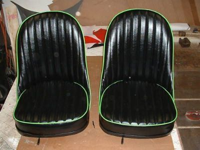 Buy CUSTOM HOT ROD 32, FORD, BUCKET SEATS WITH SEAT TRACKS motorcycle in Dayton, Ohio, United States, for US $675.00