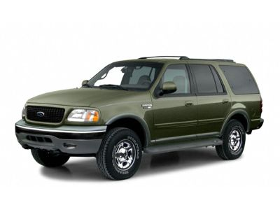 2001 Ford Expedition Eddie Bauer (Estate Green Clearcoat Metallic)