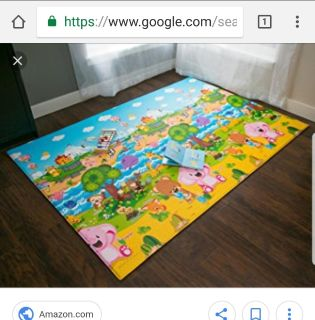 LOOKING FOR FOAM PLAY MAT THAT DOESNT COME APART