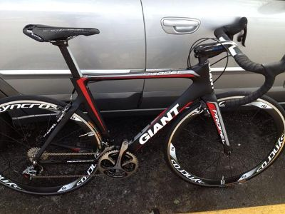 2014 Giant Propel Aero Road bike   $2200