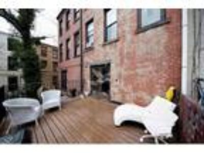 Park Slope Real Estate Rental - Eight BR, Three BA House