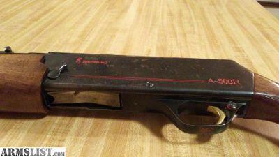 For Sale: Browning 8500 Shotgun