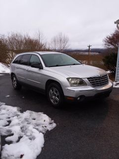 2004 Chrysler Pacifica Runs Great 160 X No Mechanical Issues Few Cosmetic Flaws