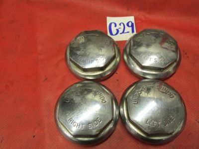 Purchase Triumph, MG, Austin Healey, Original Knock Offs, 2 Right & 2 Left, 8 TPI, !! motorcycle in Kansas City, Missouri, United States, for US $39.99