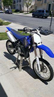 2012 Yamaha YZ 85