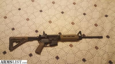 For Sale/Trade: Ruger 556 tan
