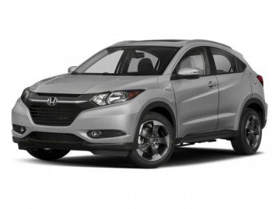 2018 Honda HR-V EX-L Navi (Gray/Black)