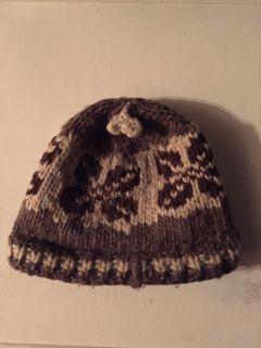 Wool Hat Cowichan
