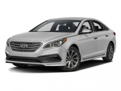 2017 Hyundai Sonata Sport (Symphony Silver)