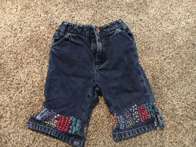 Baby Gap Jeans, 3-6 months