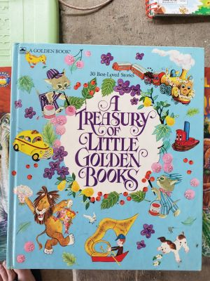Golden book library of 30 classics