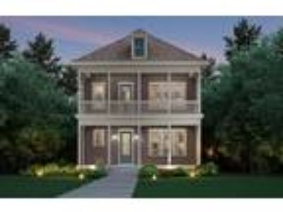 The Riverside by John Wieland Homes: Plan to be Built
