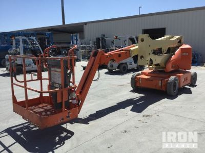 2012 JLG E400AJPN Electric Articulating Boom Lift