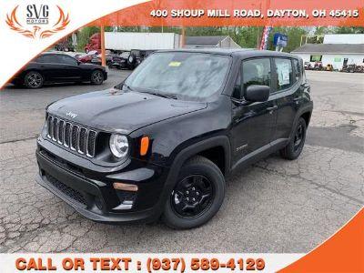 2019 Jeep Renegade Sport (Black Clearcoat)