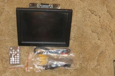 Find 10.4 Desktop TFT LCD Monitor w Touch Screen + VGA motorcycle in Red Banks, Mississippi, United States