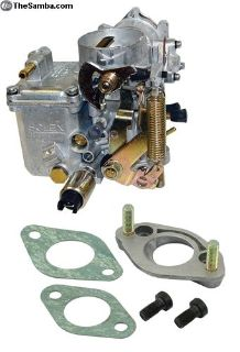 Solex 30 / 31 Pict Carburetor with Adapter to DP