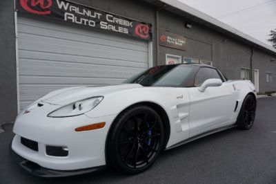 2011 Chevrolet Corvette ZR1 2door Coupe ZR1 w/3ZR