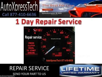 Buy AUDI A4 S4 A6 S6 INSTRUMENT SPEEDOMETER CLUSTER DASH DIM - REPAIR SERVICE motorcycle in Holbrook, Massachusetts, United States, for US $139.99