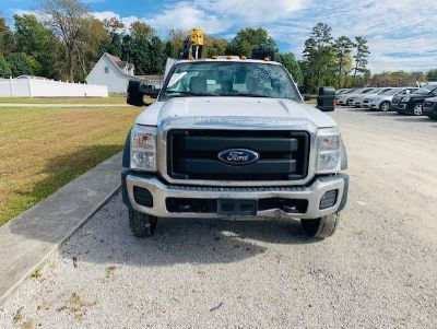 2016 Other Equipment F550