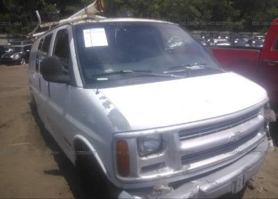 1998 Chevrolet EXPRESS G2500