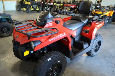 2018 Can-Am Outlander MAX 570 Utility ATVs Grantville, PA