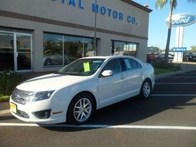$17,995, 2012 Ford Fusion SEL