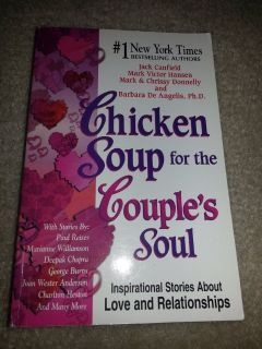 Chicken Soup for the Couple's Soul book