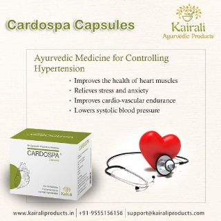 Ayurvedic Medicine for Controlling High Blood