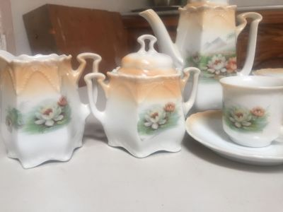 Antique Coffee/Tea Set (small)