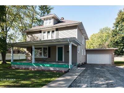 3 Bed 2.5 Bath Foreclosure Property in Manteno, IL 60950 - N Maple St