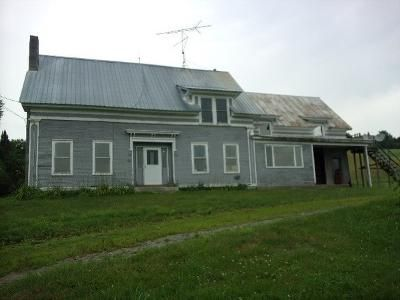 4 Bed 2 Bath Foreclosure Property in East Calais, VT 05650 - Jack Hill Rd