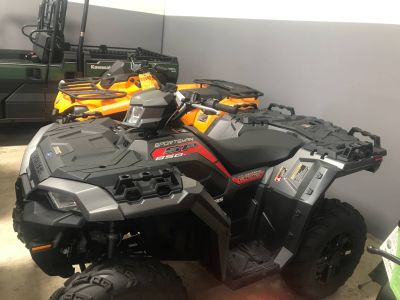 2018 Polaris Sportsman 850 SP Utility ATVs Corona, CA