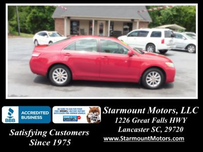 2010 Toyota Camry Base (Red)