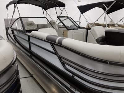 2018 Crest Marine Continental 250 SLS Pontoons Boats Ponderay, ID