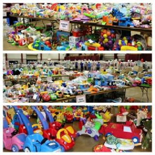 Huge Kids' Consignment Sale - Aug. 15th