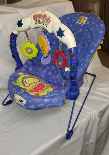 Fisher Price Kick & Play Infant Bouncer